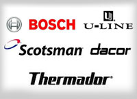 Bocsch u-Line Scotsman dacor Thermador